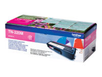 Brother TN320M - Magenta - original - tonerpatron - for Brother DCP-9055, DCP...