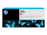 HP 771C - 775 ml - magenta - original - blækpatron - for DesignJet Z6200