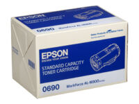 Epson - Sort - original - tonerpatron - for WorkForce AL-M300, AL-MX300