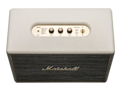 MARSHALL WOBURN CREAM SPEAKER