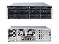 Supermicro SuperStorage Server 6038R-E1CR16N - rack-monterbar - uden CPU - 0 MB