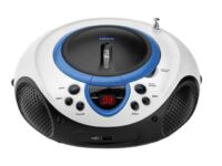 Lenco SCD-38 USB - boombox - CD