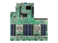 Intel Server Board S2600WTTS1R - bundkort - LGA2011-v3 sokkel - C612