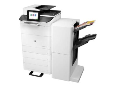 HP PageWide Managed Color Flow MFP E776z+ Base - Multifunktionsprinter - farve - side bredt array - A3/Ledger (297 x 432 mm) (original) - A3/Ledger (medie) - op til 56 spm (udskriver) - 650 ark - USB 2.0, Gigabit LAN, USB 2.0 vært