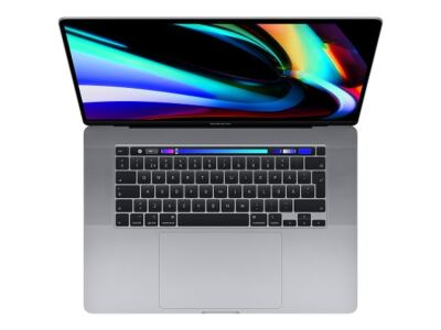 "Macbook Pro 16"" Space Grey/2,3GHz 8-Core i9 9th Gen/32GB RAM/4TB SSD/AMD Rade..."